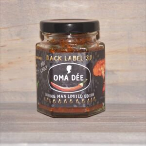 oma dee burning man limited edition