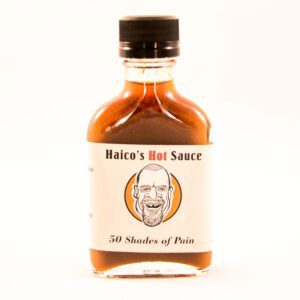 Haico's Hot Sauce - 50 Shades Of Pain