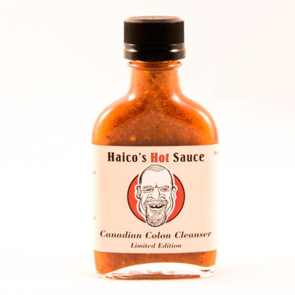 Canadian Colon Cleanser by Haico's Hot Sauce