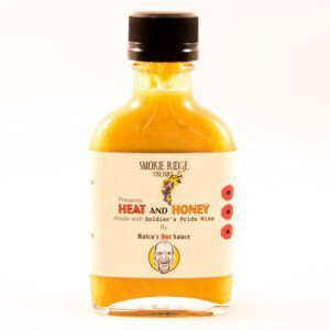 Haico's Hot Sauce - Heat and Honey