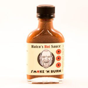 Haico's Hot Sauce - Smoke 'N Burn