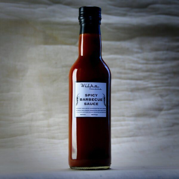 Spicy BBQ Sauce - By Hilco Cuisine